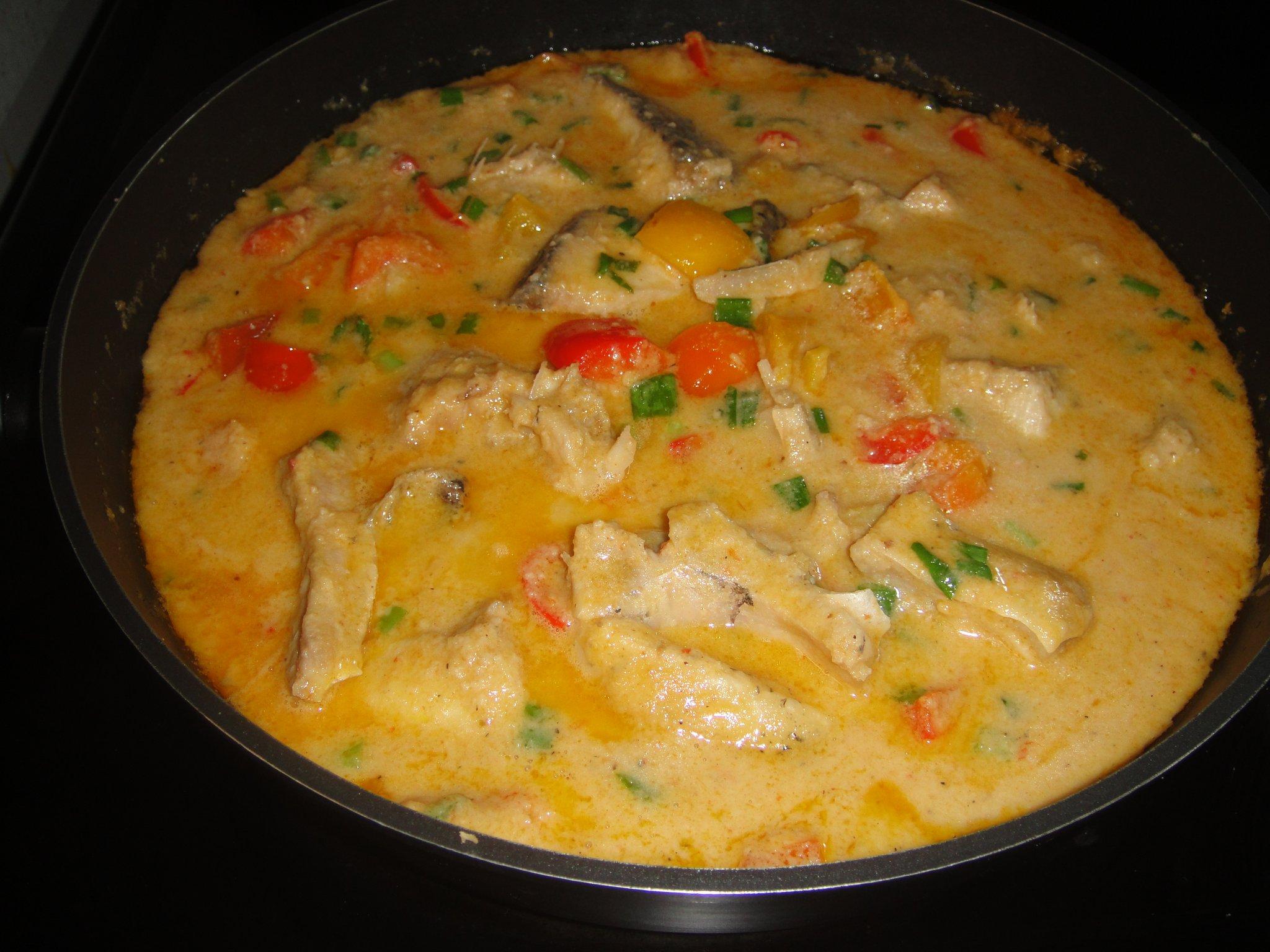 recipe: trinidad curry chicken coconut milk [20]